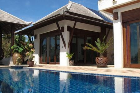 Sea View Beach Villa for Sale in Koh Lanta, Thailand.
