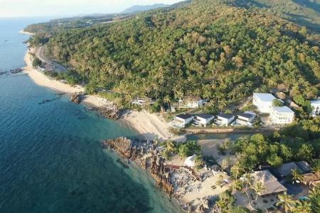 Coconut Bay Beach Front Penthouse for Sale in Koh Lanta, Thailand