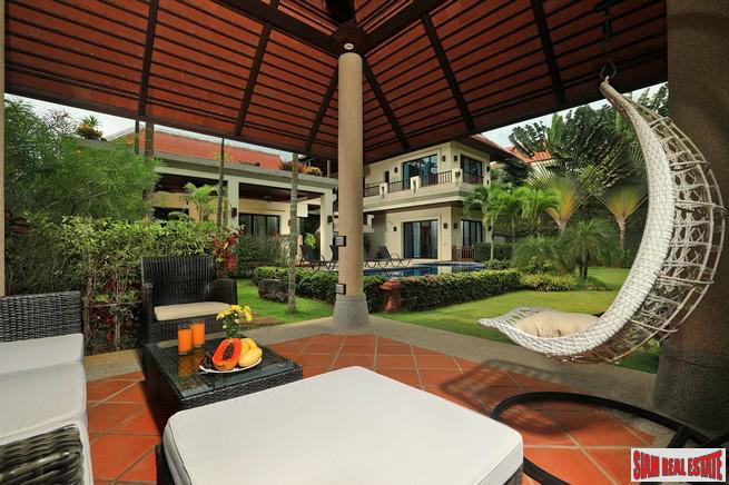 Exquisite Four Bedroom Tropical Pool 13