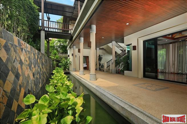 Exquisite Four Bedroom Tropical Pool 5