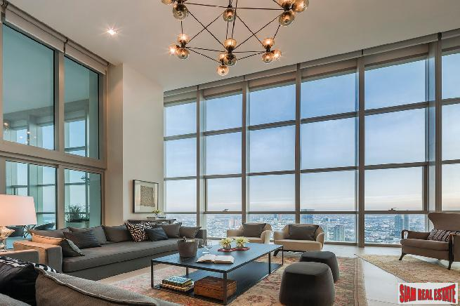 Premier Riverside Six Bed Penthouse at The River Condominium by Raimon Land