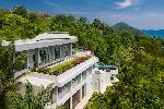 Spectacular Pool Villa Overlooking Beautiful Phanga Nga Bay in Ao Po, Phuket