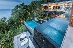 Extraordinary Luxurious Pool Villa Overlooking the Andaman Sea in Kamala