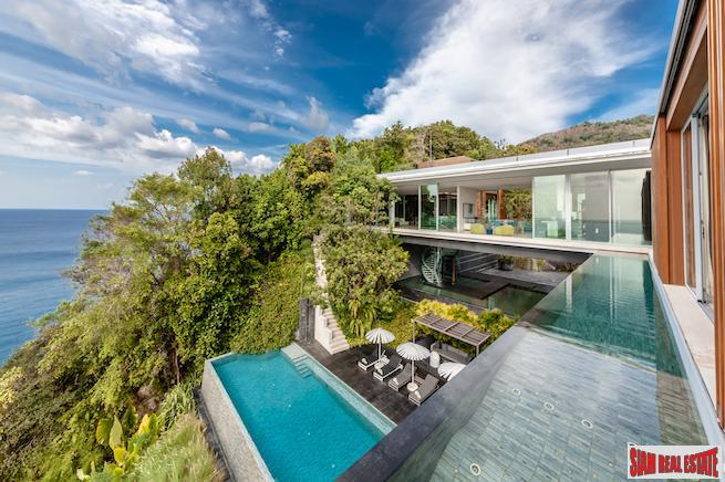 Extraordinary Luxurious Pool Villa Overlooking 2