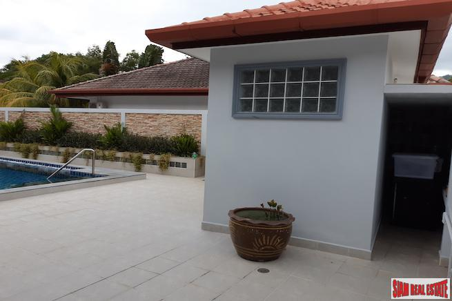 Large Three Bedroom House with 27