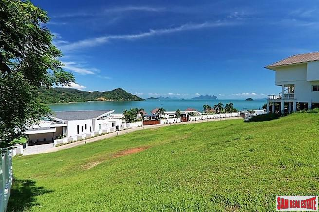Urgent Sale!  Beautiful Phang Nga Bay View Land Priced at Half the Value in Ao Phor
