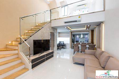 Ultra Contemporary 3.5 Storey Townhouse 3