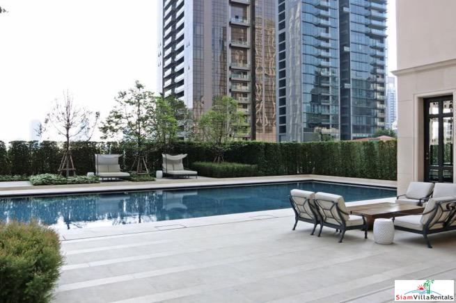 Two Bedroom with Pool Views in New Phrom Phong Condo