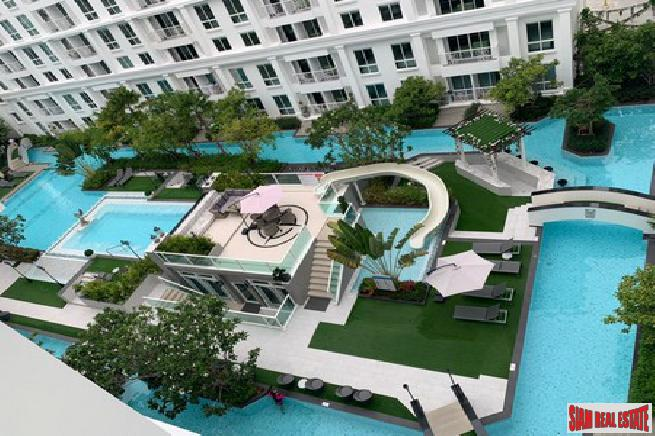 New 2 bedroom condo resort style in a quiet area for sale - Jomtien