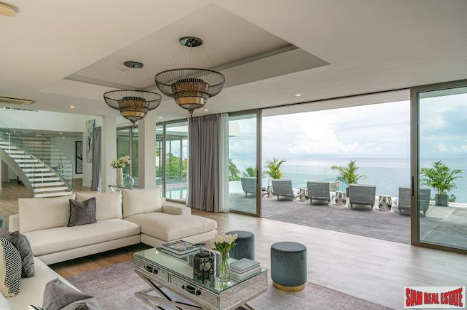 Incredible Sea Views from this 21