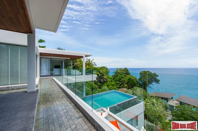 Cape Amarin Estate | Amazing Ocean Views from this New Six Bedroom Infinity Pool Villa for Sale in Kamala