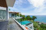 Amazing Ocean Views from this New Six Bedroom Infinity Pool Villa in Kamala