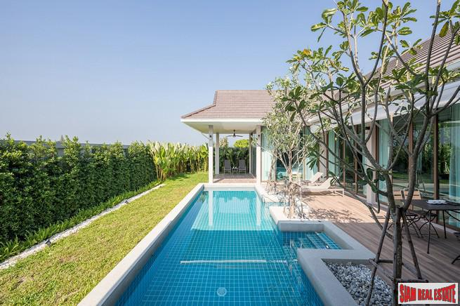 New Three Bedroom Pool Villa 2