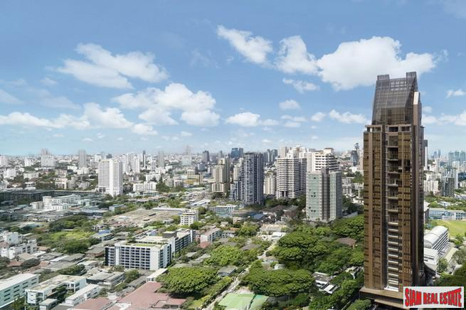 Bangkok's  Finest Two Bedroom Condo in a Luxury New Building, Phrom Phong