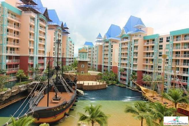 Gorgeous 2 bedroom condo at a very convenience area for rent - Thappraya