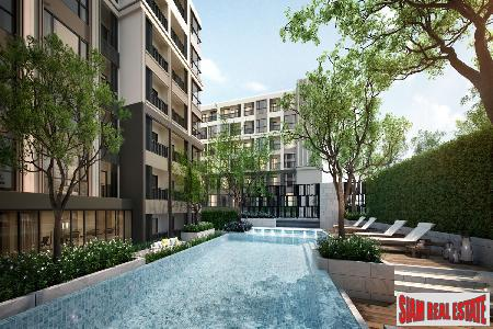 Excellent Value New Condo Project at Sukhumvit 64 Walking Distance to BTS - Two Bed Units