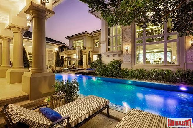 Most Exclusive Private Residence at Lat Phrao, Grand Crystal, Bangkok