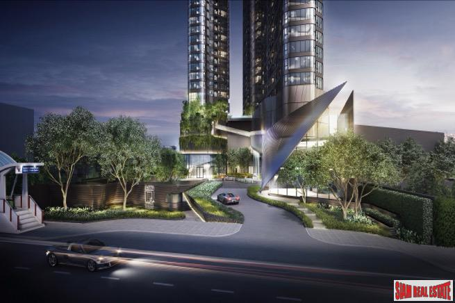 Huge Investment Potential | Luxury Development in Growing  Saphan Khwai - One Bedrooms