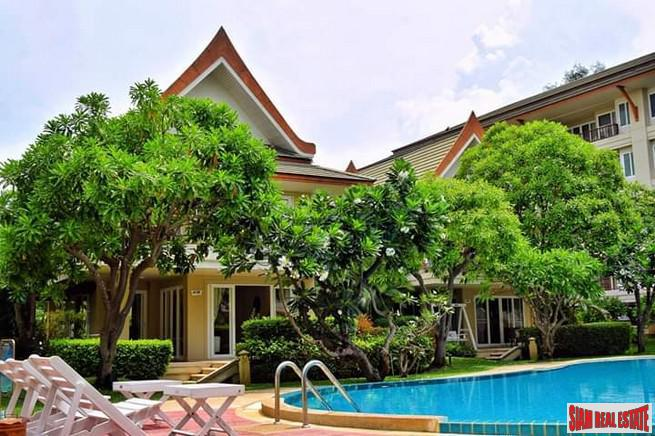 Spectacular Three Bedroom Thai Style Villa Steps from the Beach in Cha Am