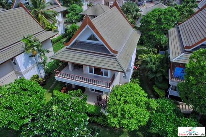 Spectacular Three Bedroom Thai Style 21