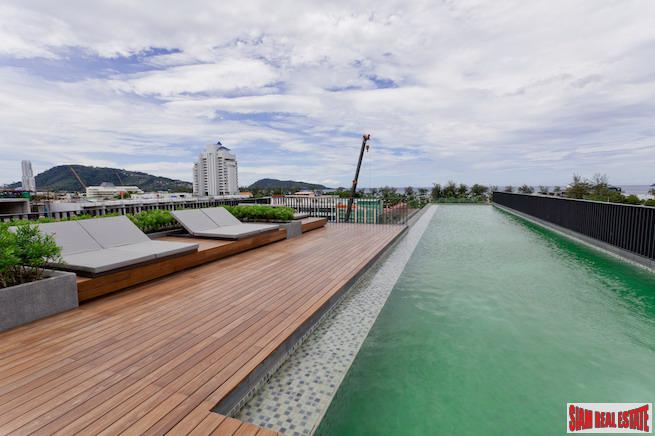 Unique Condo with Two Swimming Pools, Gym and Close to the Beach in a Prime Patong Location