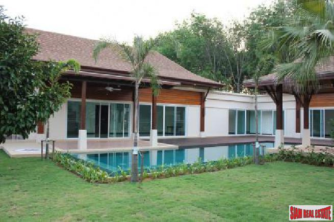 Large Five Bedroom Private Pool Villa right next to UWC International School in Thalang