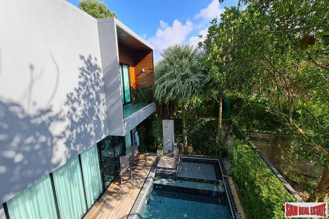 Modern Three Bedroom Private Pool Villa in Cherng Talay