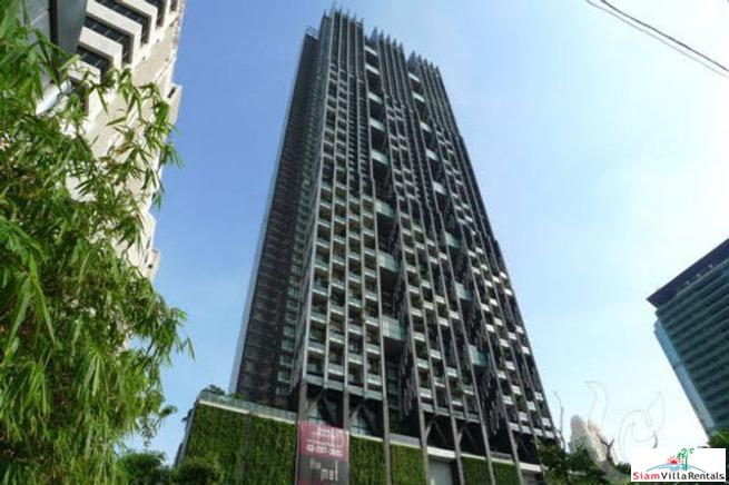 The Met Condominium | Luxury Living on the 26th Floor in this Modern Chong Nonsi Condo