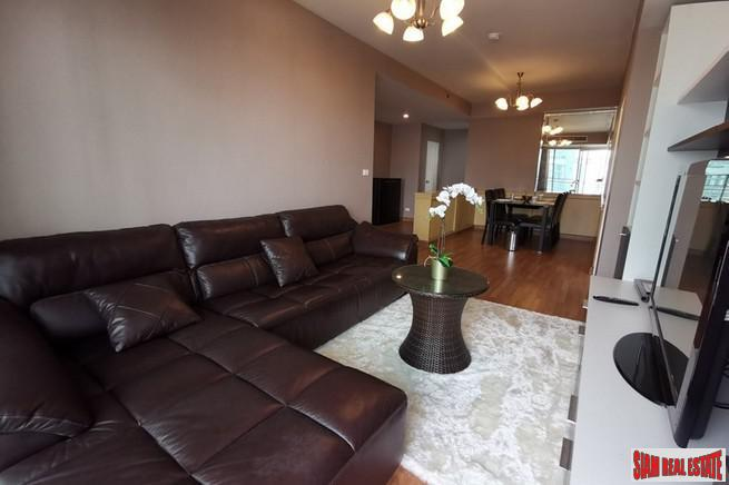Two Bedroom Corner Unit with 13
