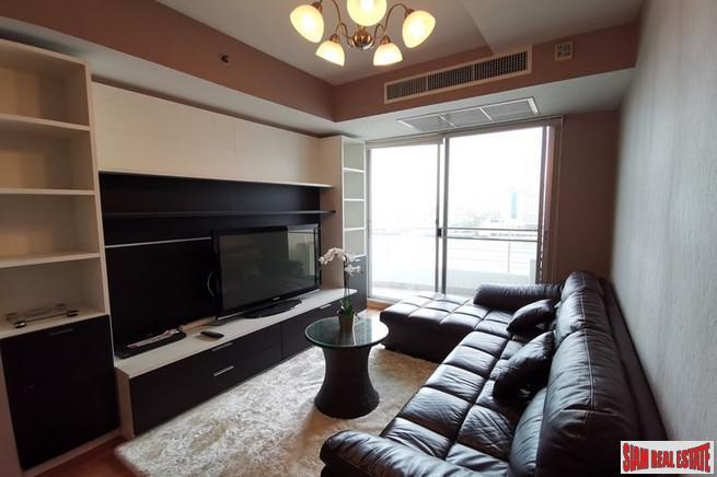 Two Bedroom Corner Unit with 9