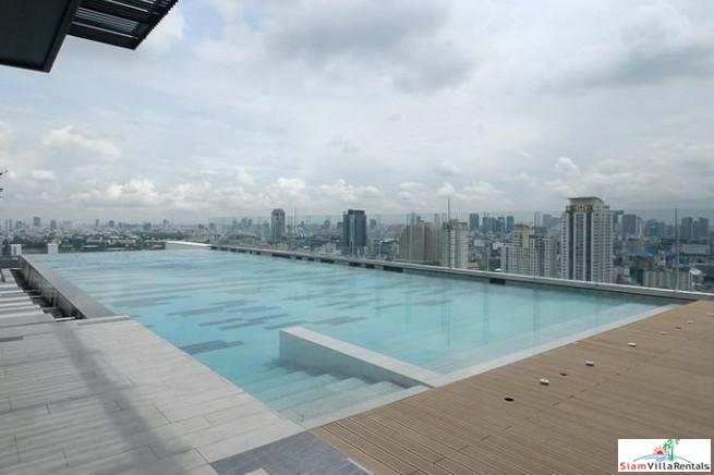 Walk to Victory Monument from this Modern Two Bedroom Condo
