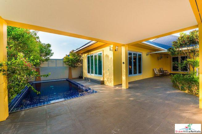 Private Three Bedroom Pool Villa 10