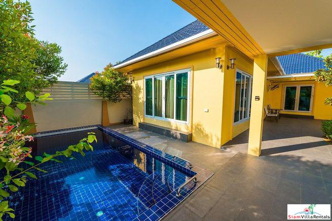 Private Three Bedroom Pool Villa 3