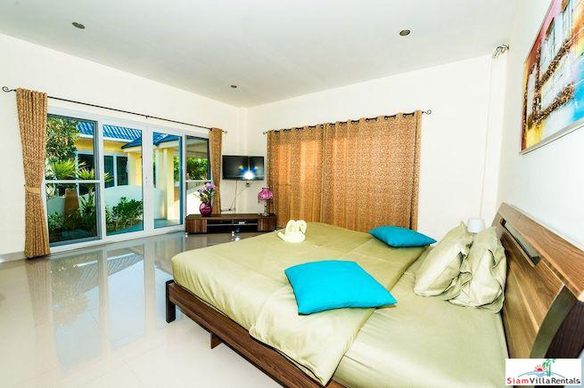 Private Three Bedroom Pool Villa 9