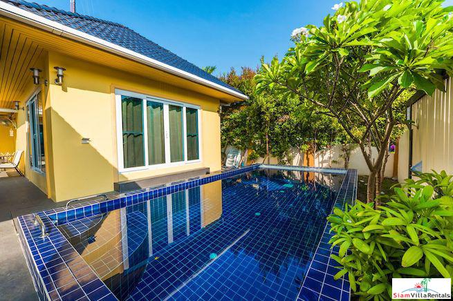 Colorful and  Private Three Bedroom Pool Villa in Rawai
