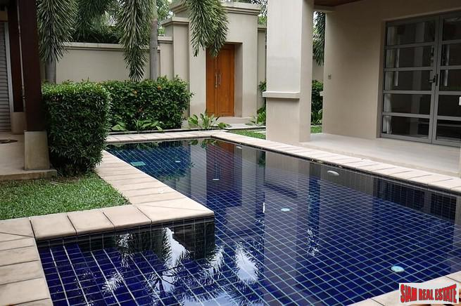 Luxury Two Bedroom Pool Villa in a World Class Cherng Talay Estate