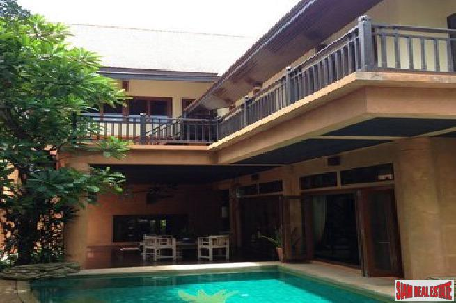 Stunning Luxury pool villa 4 bedroom close to the beach for sale - Jomtien