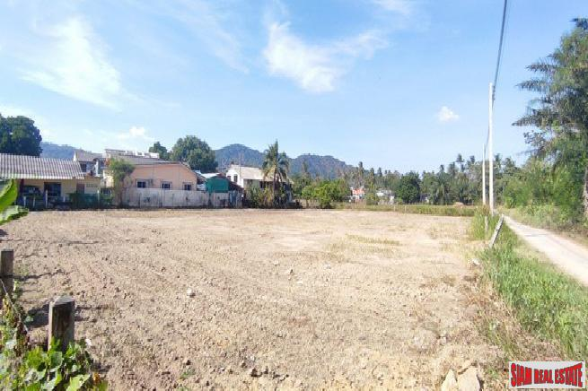Large Green Land Plot in Prime Rawai Location for Sale