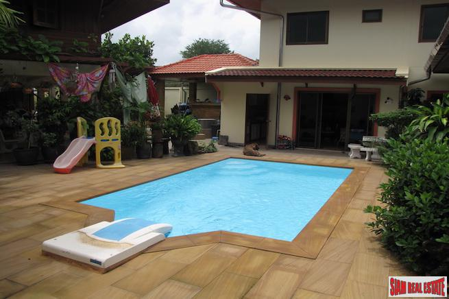 Five Bedroom Pool Villa on 4