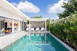 New Modern Luxury Rawai Pool Villas in Three or Four Bedroom Designs