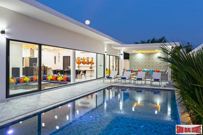 New Modern Luxury Rawai Pool 2