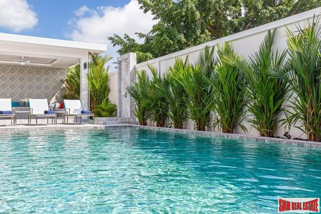 New Modern Luxury Rawai Pool 4