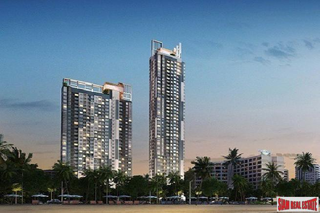 2 bedroom condo high floor in Pattaya city center for sale - Pattaya city