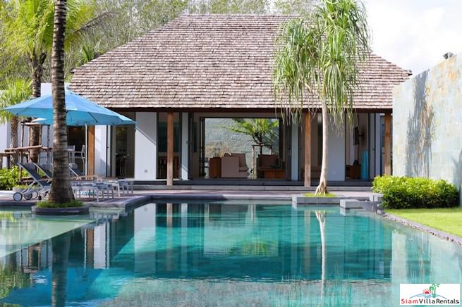 Four Bedroom Tropical Pool Villa Retreat in Cherng Talay