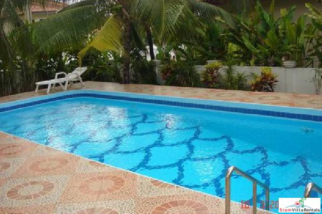 Large 2 storey 4 bedroom house for rent- East Pattaya