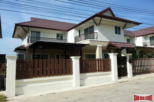 Beautiful 3 bedroom house in a quiet area and well maintenance for sale -East Pattaya