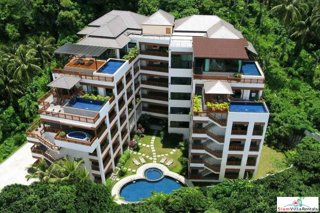 Spacious Fully Equipped One Bedroom with Green Views in Surin