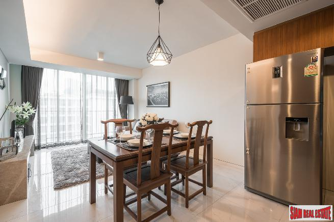 Modern 2 Bed Condo in Low-Rise Condo Close to BTS at Phrom Phong