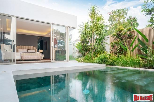 Ultra Modern Single Storey Pool 10