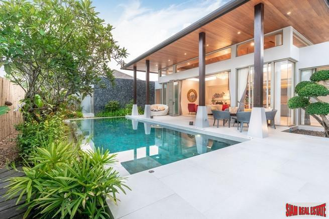 Ultra Modern Single Storey Pool 15